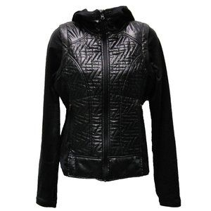 Zella Women's Hooded Jacket with Removable Sleeves